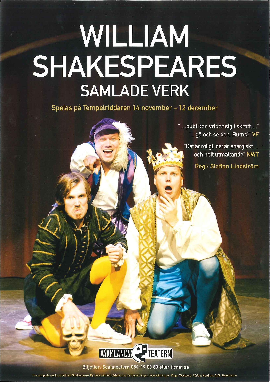 William Shakespeares samlade verk