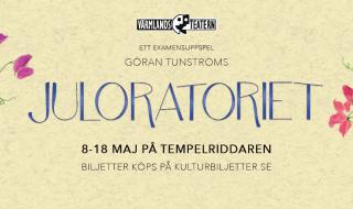 Examensuppspel av Värmlandsteaterns Teaterskola