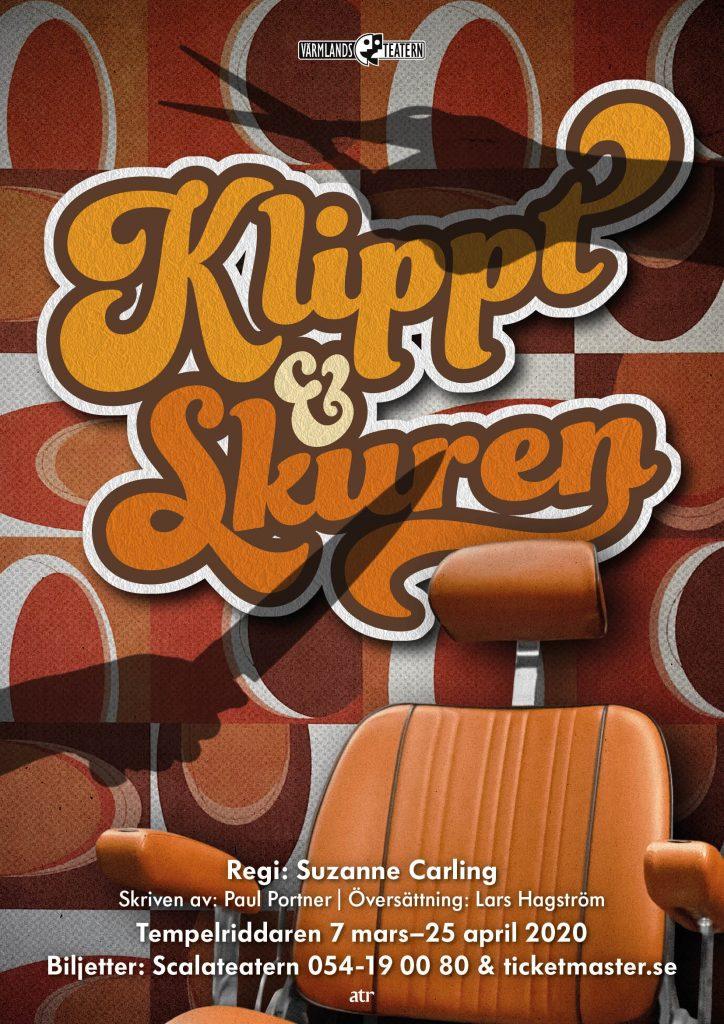 Klippt & skuren inställd from 27 mars