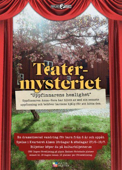 Teatermysteriet – Uppfinnarens hemlighet